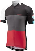 Madison Sportive Half-Zip Mens Short Sleeve Jersey SS17