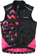 Product image for Madison Sportive Womens Windproof Shell Gilet SS17
