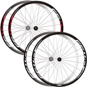 Product image for Fast Forward F3R Full Carbon Clincher 700c Road Wheelset (DT240)