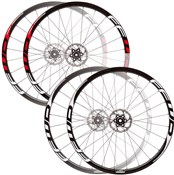 Product image for Fast Forward F3D Tubular 700c Road Wheelset