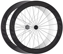 Fast Forward F6R Full Carbon Clincher DT240 Black Edition Road Wheelset