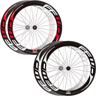 Fast Forward F6R Full Carbon Clincher DT180 Road Wheelset