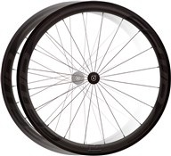 Fast Forward F4R Tubular DT240 Black Edition Road Wheelset