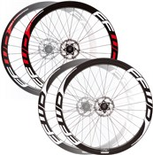 Fast Forward F4D Tubular Road Wheelset