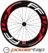 Fast Forward F9R PowerTap G3 Tubular Rear Road Wheel
