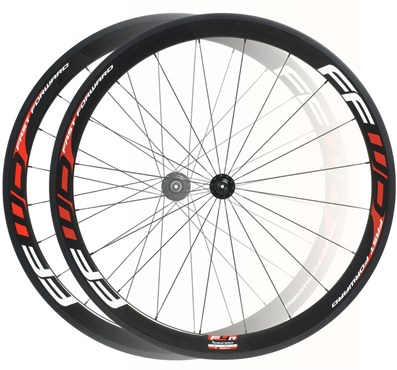 Image of Fast Forward F4R Full Carbon Clincher DT240 Road Wheelset