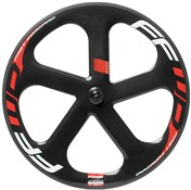 Fast Forward 5 Spoke Track Ceramic Front Wheel
