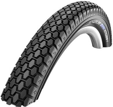 "Schwalbe Knobby K-Guard SBC Active Wired 20"" BMX Tyre"