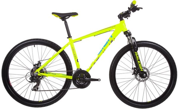 Image of Raleigh Helion 2.0 Mountain Bike 2017 - Hardtail MTB