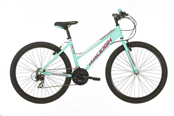 Image of Raleigh Neve 1.0 Womens Mountain Bike 2017 - Hardtail MTB