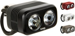 Product image for Knog Blinder Road 400 USB Rechargeable Front Light