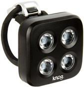 Product image for Knog Blinder Mob The Face USB Rechargeable Front Light