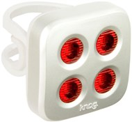 Product image for Knog Blinder Mob The Face USB Rechargeable Rear Light