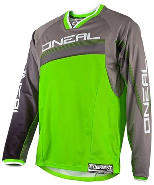 Image of ONeal Element FR MTB Long Sleeve Cycling Jersey SS16