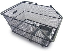Basil Cento Rear Design Basket