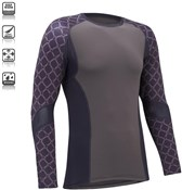 Product image for Tenn Sublimated Long Sleeve Cycling Compression
