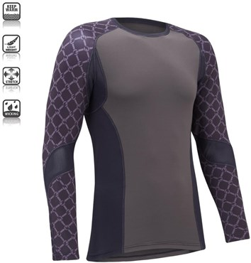 Image of Tenn Sublimated Long Sleeve Cycling Compression SS16