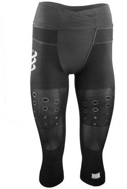 Compressport Trail Running Womens Pirate 3/4 Tights SS16