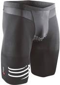 Compressport Pro Racing Triathlon TR3 Brutal Short V2 SS17