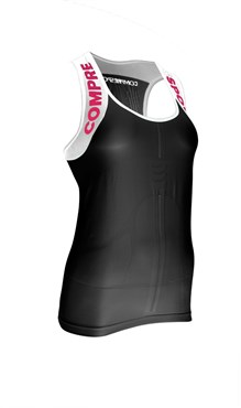 Compressport Trail Running Womens V2 Tank SS17