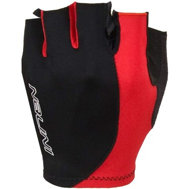 Image of Nalini Logo Mitts Short Finger Cycling Gloves SS16
