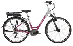 Raleigh Motus Low Step 700c Womens 2016 - Electric Bike