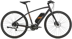 Raleigh Strada E Crossbar Alfine 2016 - Electric Bike