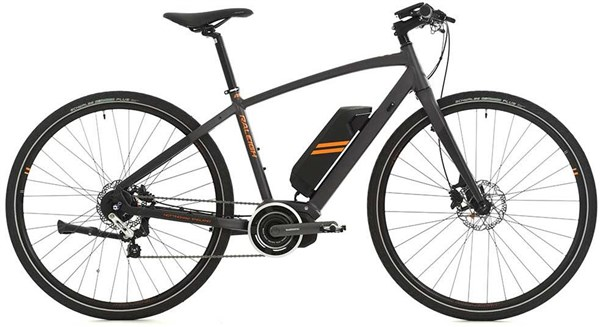 Raleigh Strada E Crossbar Alfine 2018 - Electric Hybrid Bike