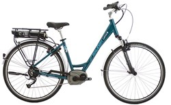 "Raleigh Captus Low Step 26"" Womens 2016 - Electric Bike"