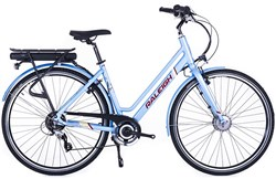 Raleigh Array E-Motion Low Step 700c Womens 2018 - Electric Hybrid Bike