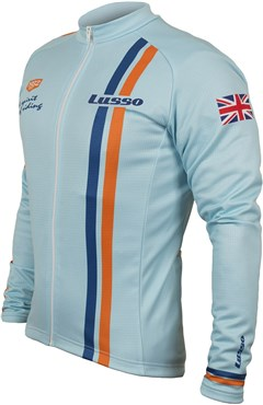 Image of Lusso Le Mans Long Sleeve Jersey