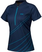 IXS Womens Trail 6.2 Short Sleeve Cycling Jersey SS16