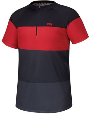 IXS Trail 6.1 Short Sleeve Cycling Jersey SS16