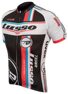Image of Lusso Team Short Sleeve Jersey