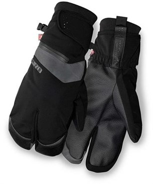 Giro 100 Proof Freezing Weather Cycling Long Finger Gloves AW17