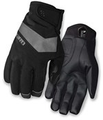 Giro Pivot Waterproof Insulated Cycling Long Finger Gloves SS16