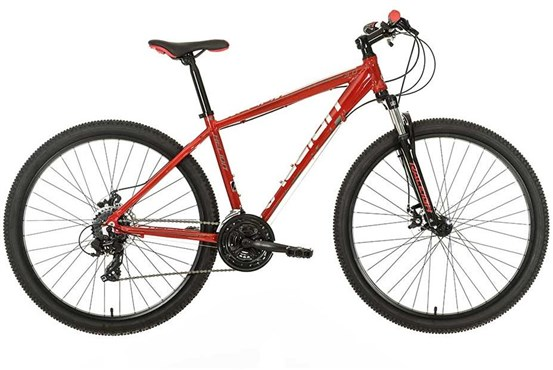 Image of Raleigh Helion 3.0 Mountain Bike 2017 - Hardtail MTB