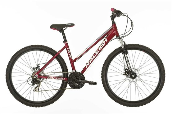 Image of Raleigh Neve 2.0 Womens Mountain Bike 2017 - Hardtail MTB