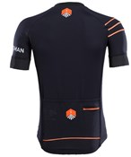 Spokesman Ghost Short Sleeve Cycling Jersey SS16