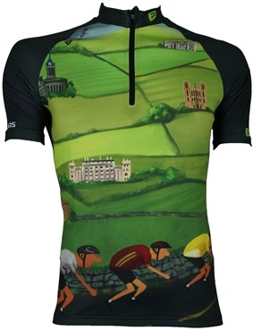 Image of Polaris Just Add Your Bike Short Sleeve Cycling Jersey
