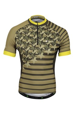 Image of Polaris Infinity Road Short Sleeve Cycling Jersey