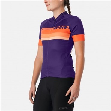 Image of Giro Chrono Expert Womens Short Sleeve Cycling Jersey SS16