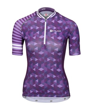 Image of Polaris Womens Vision Short Sleeve Cycling Jacket