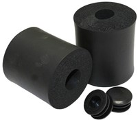 Hollywood Rubber Pads - 2pcs