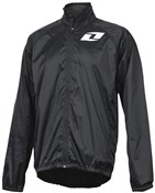 One Industries Atom Packable Water Resistant Packable Cycling Jacket
