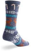 "Product image for SockGuy Crew 6"" Wool Xmas Ugly Sweater Socks"