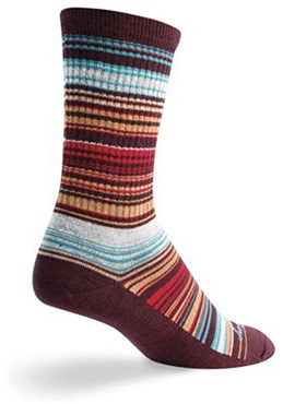 "Image of SockGuy Crew 6"" Wool Horizon Socks"