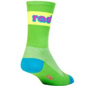 "Product image for SockGuy Crew 6"" Rad Socks"