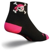 SockGuy Lady Pirate Womens Socks