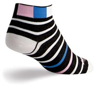 "SockGuy 1"" Plenty Good Womens Socks"